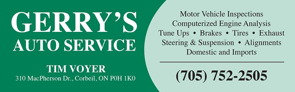 Gerry's Auto Service