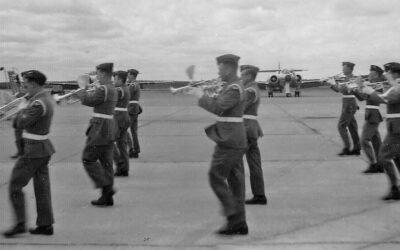 Airport memories soar across the decades