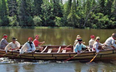 Voyageurs paddled, portaged through Nipissing history