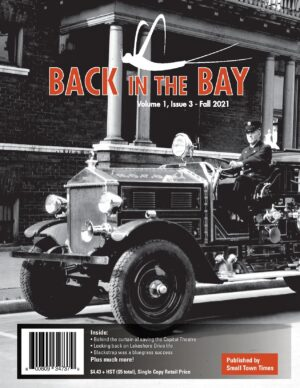 Back in the Bay Fall Edition